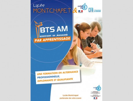 Brochure BTS AM par apprentissage – lycée Montchapet