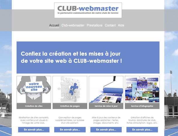 site de CLUB-webmaster